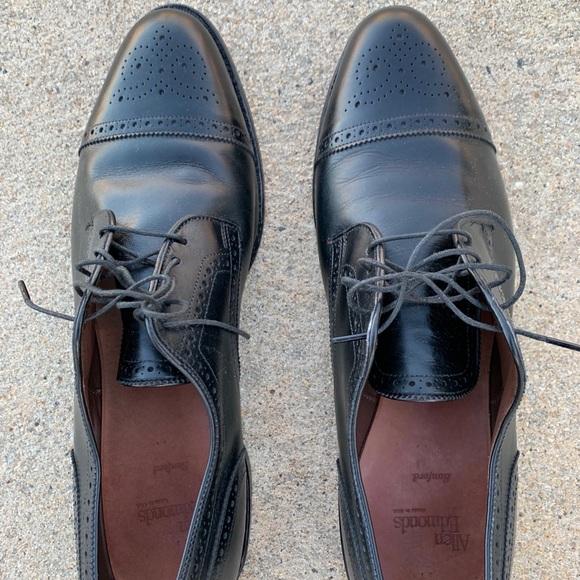 Allen Edmonds Mens Size 4b Dress Shoes